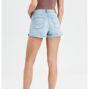 N E W american eagle denim shorts (tags attached)